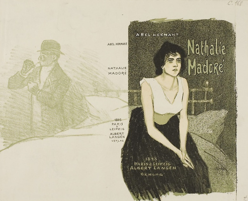 Theophile-Alexander Steinlen. Natalie Madore
