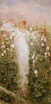 Вильгельм Александрович Котарбинский. Роса (Фея цветов)