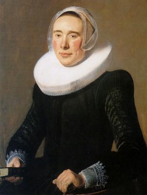 Юдит Лейстер. Портрет неизвестной женщины