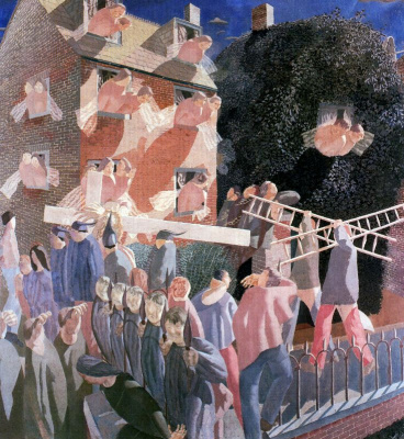 Stanley Spencer. Cross