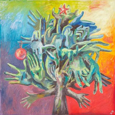 Евгений Морозов. Christmas tree
