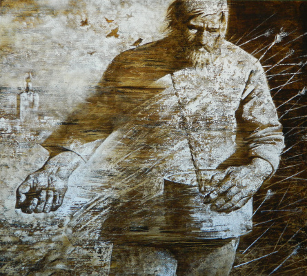 Alexander Alekseevich Sablin. The sower of truth