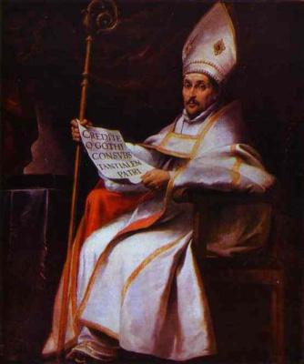 Bartolomé Esteban Murillo. Saint Isidore