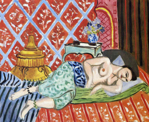 Henri Matisse. Odalisque