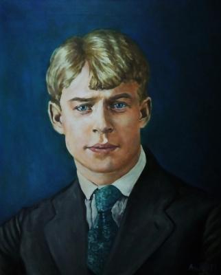Argishti. Sergey Yesenin