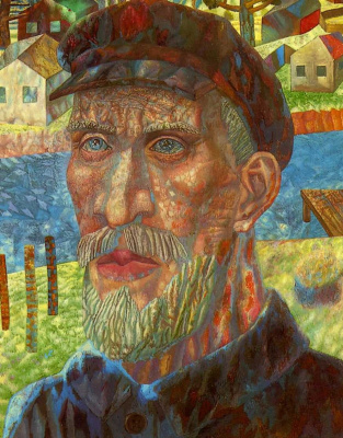 Павел Николаевич Филонов. Колхозник