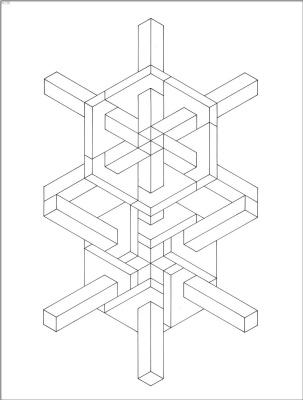 Коити Сато. Оптические иллюзии 27