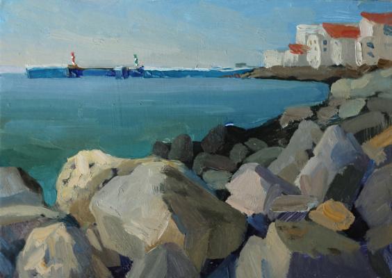 Tanika Yezhova. Lighthouses