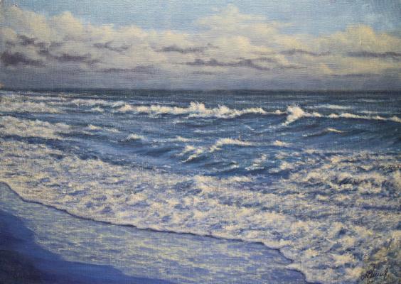 Valery Levchenko. No. 454 Seascape