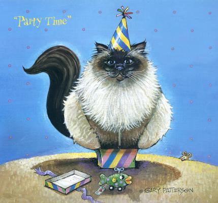Гэри Паттерсон. Кот