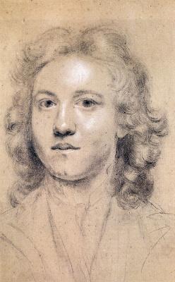 Джошуа Рейнольдс. Портрет художника в возрасте семнадцати лет