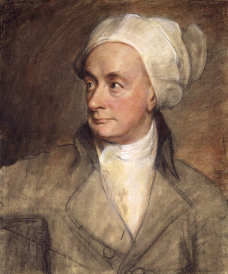 George Romney. The poet William Cowper