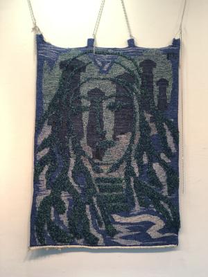 Bella Borisovna Margulis. Svaneti (woven tapestry)