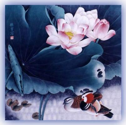 Ёнгюн Чен. Птицы 21