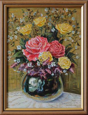Margarita Vadimovna Pichugina. Fragrant bouquet