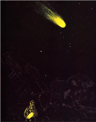 Терри Илотт. Комета