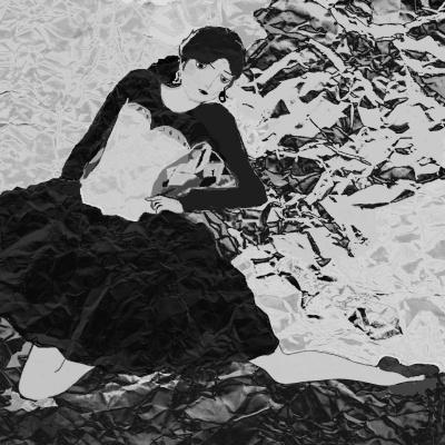 Svetlana Sisina. Dancer