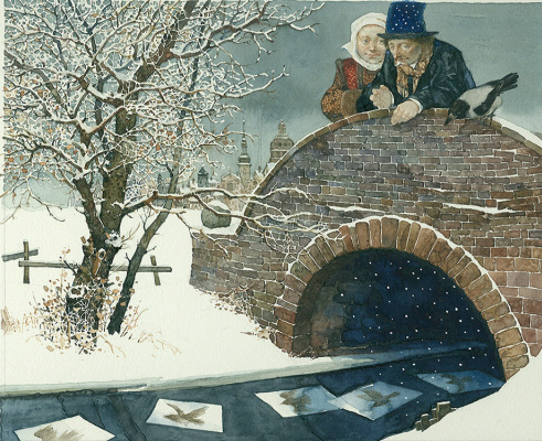 Константин Калинович. Птицы Моего Сердца II