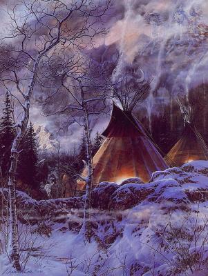 Джули Коул. Зима