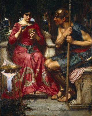 John William Waterhouse. Jason and Medea