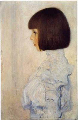 Gustav Klimt. Portrait Of Helen Klimt