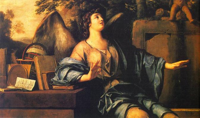 Лоран де Ла Хайр. Крылья