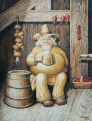 Stepan Vladimirovich Kashirin. The gnome in the attic