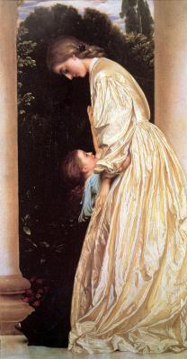Frederic Leighton. Sisters