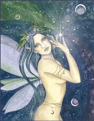 Джессика Галбрет. Небесная фея