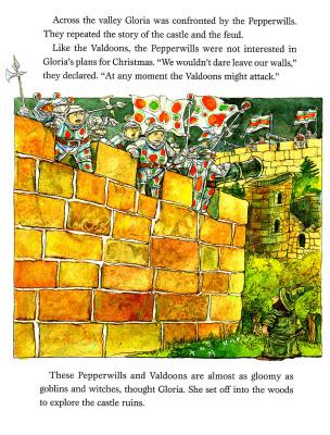 Стивен Келлог. Рождественская ведьма 4