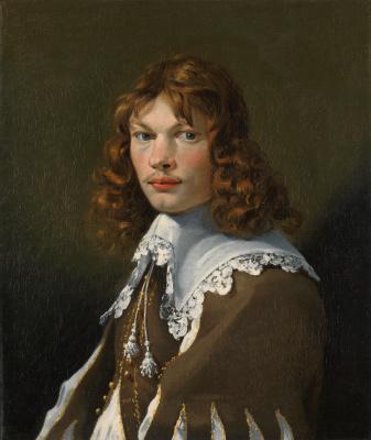 Карел Дюжарден. Портрет молодого человека