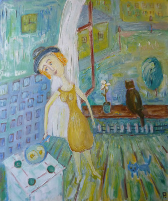 Svyatoslav Ryabkin. In the kitchen In the kitchen