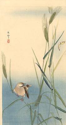 Ohara Koson. Birds 103