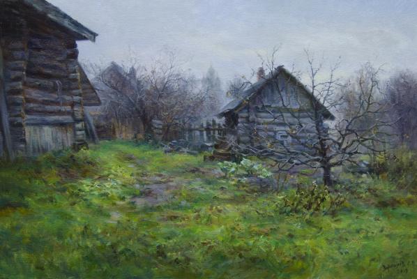 Sergey Vladimirovich Vorotilov. Courtyard