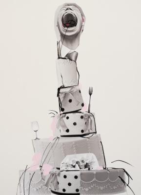 Сергей Баловин. A truly stunning cake