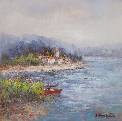 Andrey Sharabarin. Dreams of Italy N19