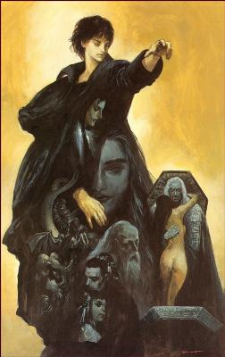 Джун Суеми Ген. Черный образ