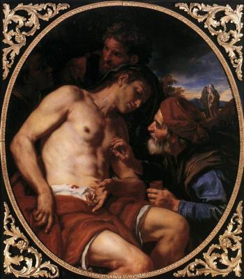 Johann Carl Lot. Blood