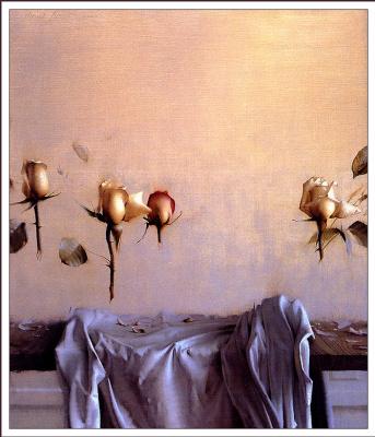 Даниэль Сприкк. Срезанные цветы