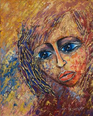 Leda Vysotsky. Blue Sadness