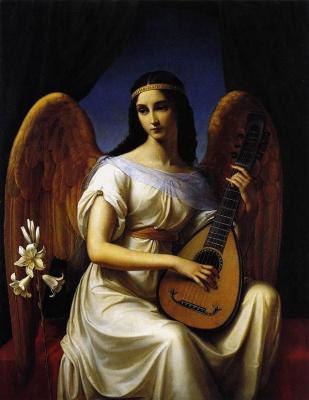 Фридрих Вильгельм фон Шадов. Ангел