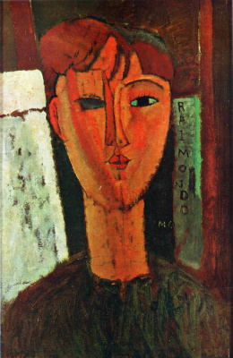 Amedeo Modigliani. Raimondo