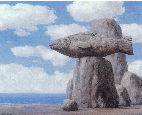 Rene Magritte. Acquiescence