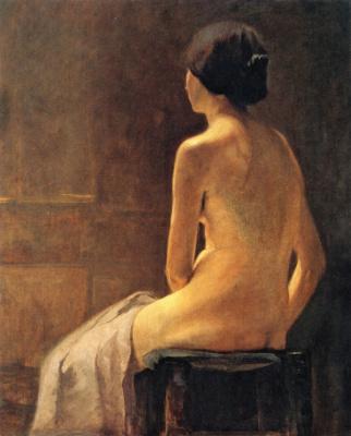 Эмиль Нольде. Парижская модель