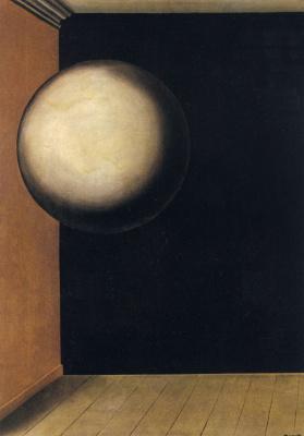 René Magritte. Secret life IV