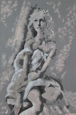Catherine Slyunin. Aphrodite