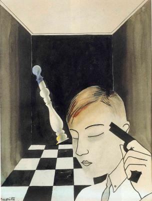 Рене Магритт. Шахматы