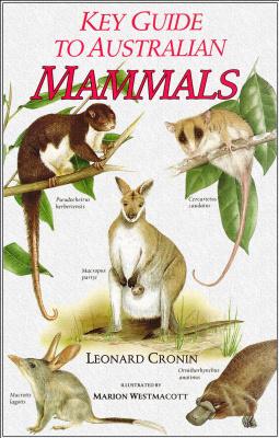 Марион Уэстмакотт. Австралийские млекопитающие 00