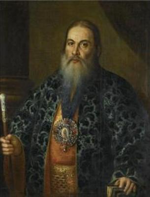 Алексей Петрович Антропов. Портрет Дубянского. Вариант 2