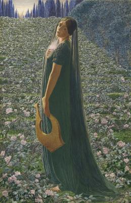 Карлос Швабе. Елисейские поля. 1903